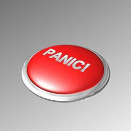 Panic Button Light Icon