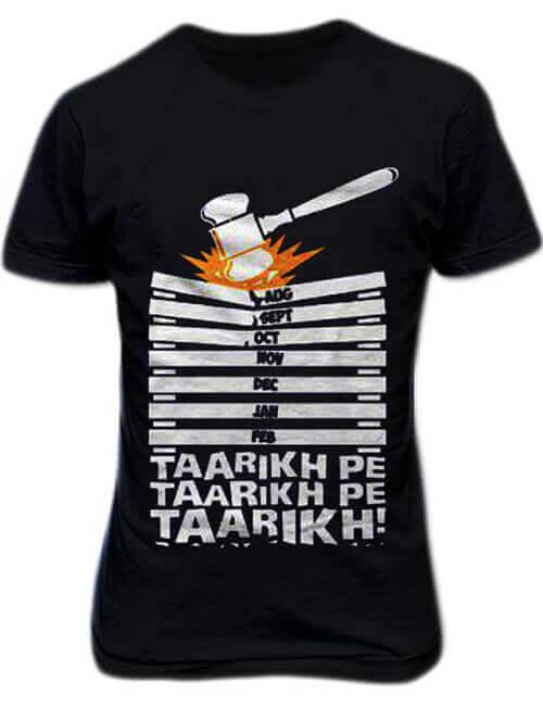 Filmy t-shirt