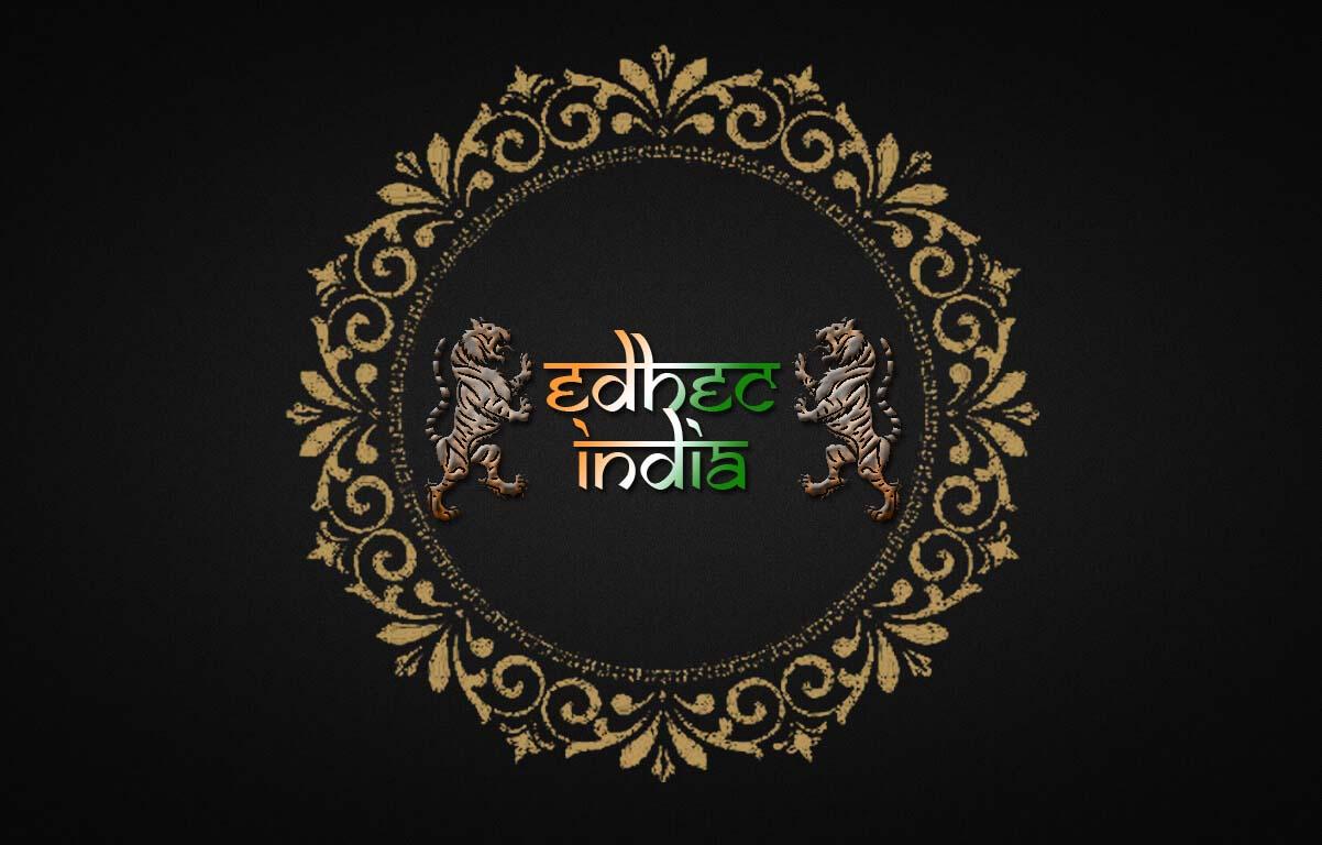 EDHEC India Logo