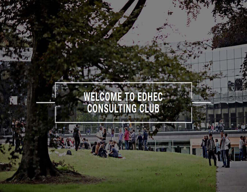 EDHEC Consulting Club Display Image