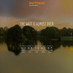 Ranvir Photography Website Thumbnail