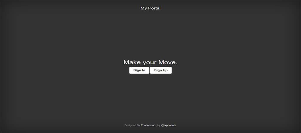 Task Assignment Portal